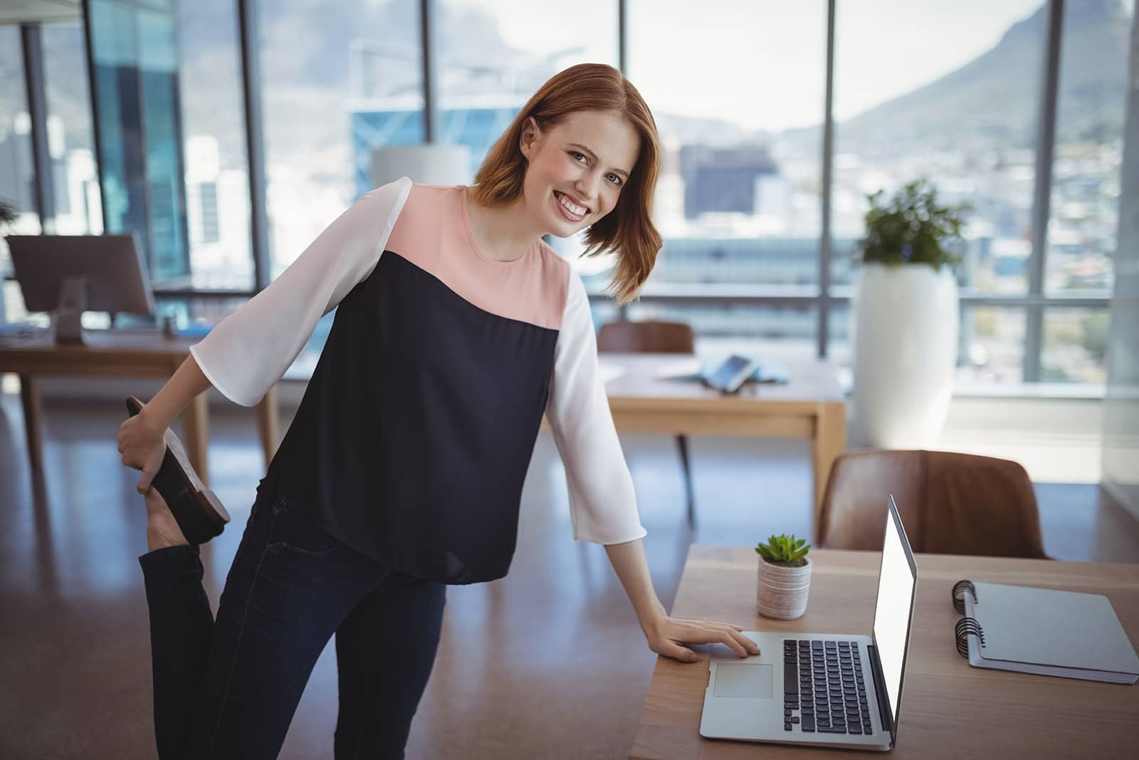 Physical Support for Employees Returning to Work or Still Telecommuting